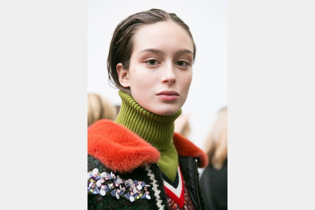 Moncler Gamme Rouge (Backstage) - photo 12