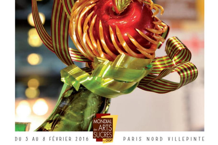 Mondial des Arts Sucrés : gagnez vos entrées pour ce concours d'excellence