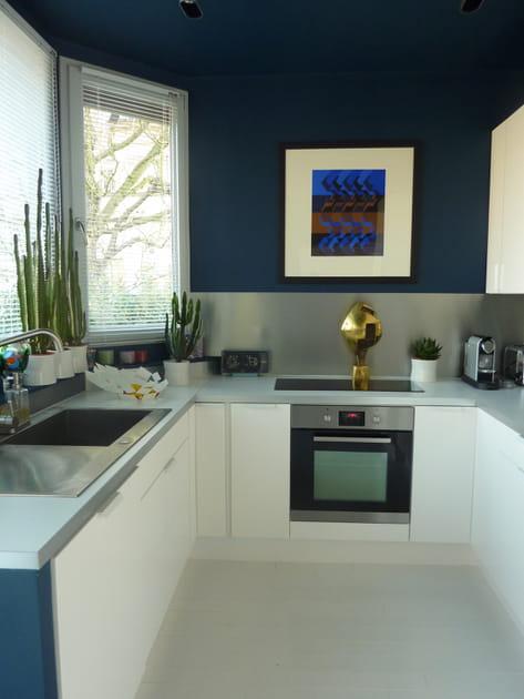 Une cuisine ultra-moderne