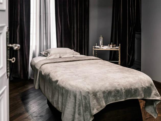 Des salles de massage dignes des plus belles chambres d'hôtel