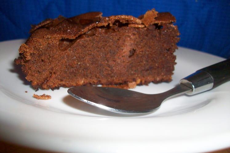 Merveilleux gâteau au chocolat