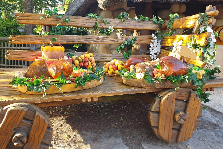 Banquet gaulois au Parc Astérix: les dates et le prix pour y assister