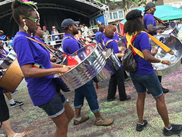 Carnaval bien orchestré