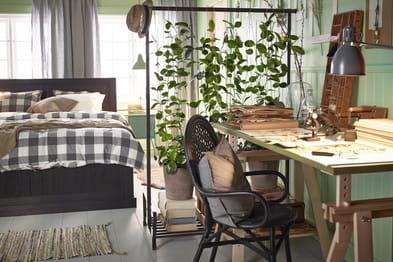 d co le magazine maison et d coration du journal des femmes am nagement int rieur tendances. Black Bedroom Furniture Sets. Home Design Ideas