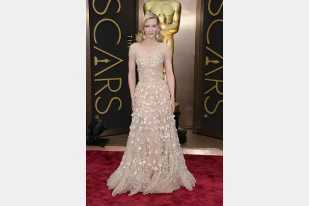 Cate Blanchett le 2mars 2014