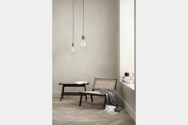 Fauteuil relax bas d'H&M Home
