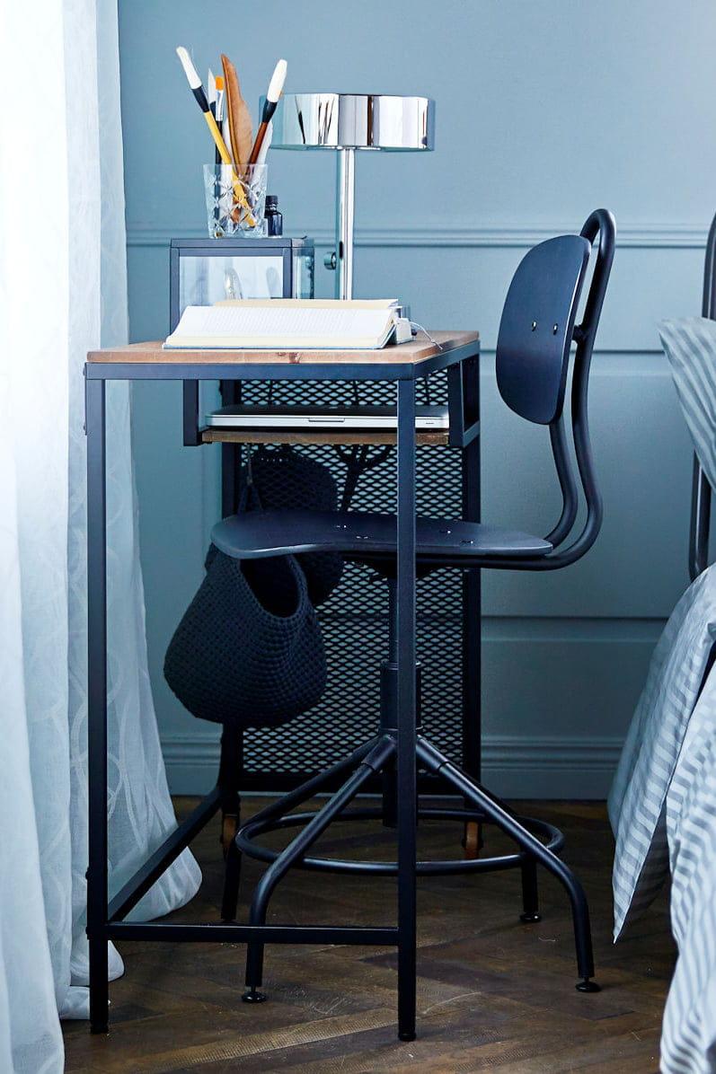 Bureau Pour Ordinateur Portable Ikea