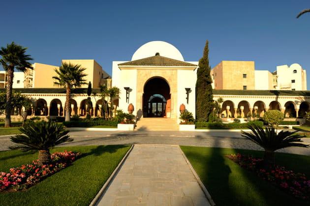 Escale glamour et authentique à l'hôtel The Residence Tunis