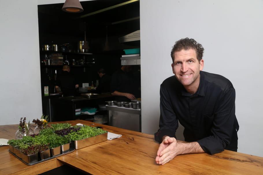 Alexandre Mazzia, le renouveau de la cuisine marseillaise