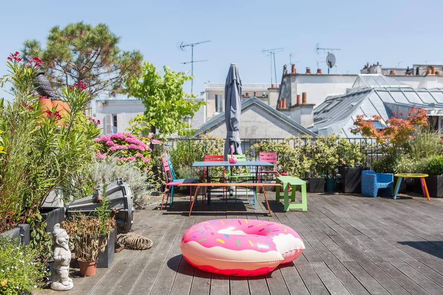 En Ville Comment Avoir Un Balcon Ou Une Terrasse Bien Verts