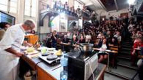 La Semaine du Goût met les étudiants aux fourneaux