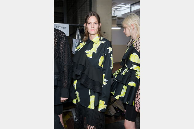 Msgm (Backstage) - photo 20
