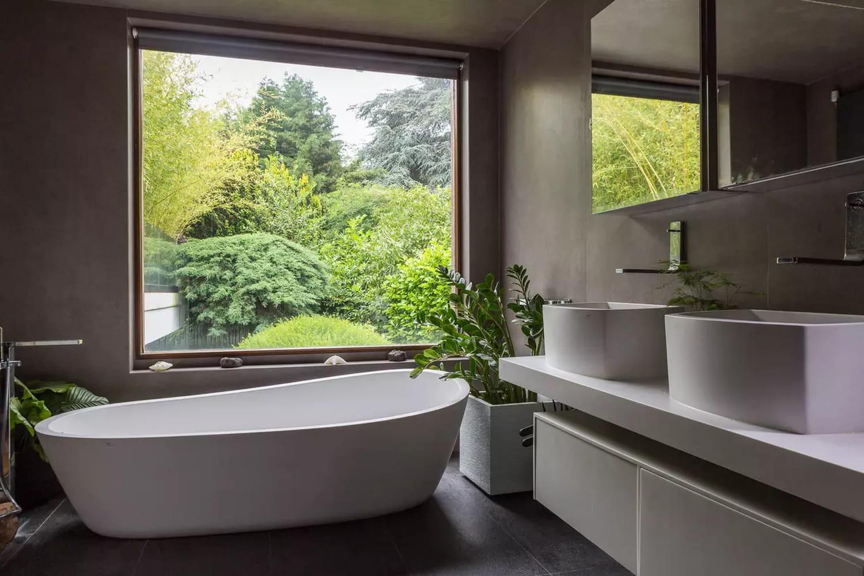 Salle de bains nature: idées déco pour une pièce naturelle
