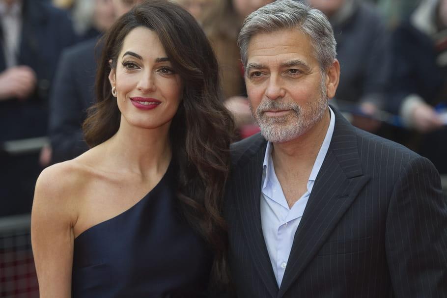 George Clooney s'installe en France avec Amal!