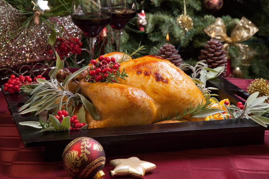 Pourquoi mange-t-on de la dinde à Noël?