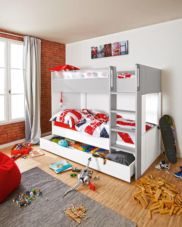 lit dimix de gautier. Black Bedroom Furniture Sets. Home Design Ideas