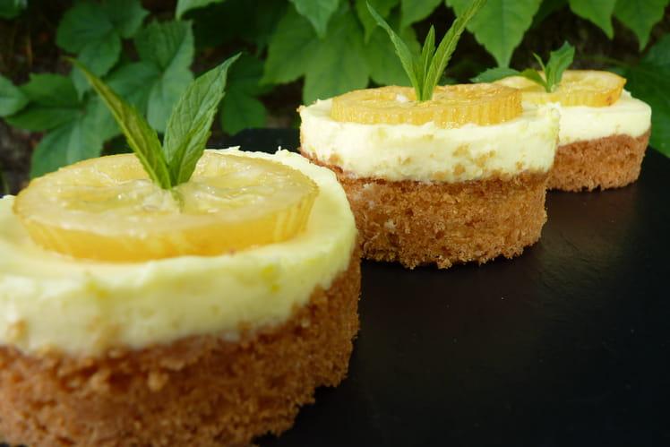 Sablés à la crème au citron