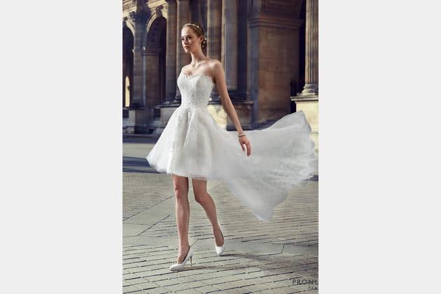 Robe de mariée Delambre, Pronuptia
