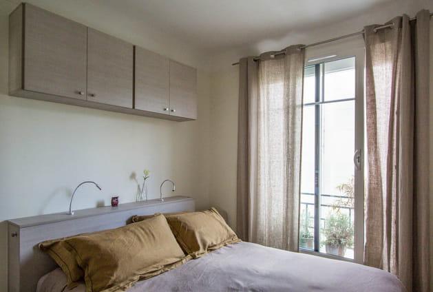 Une petite chambre optimisée