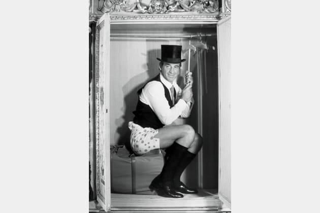 Jean Paul Belmondo dans Le Guignolo, Venise, 1980
