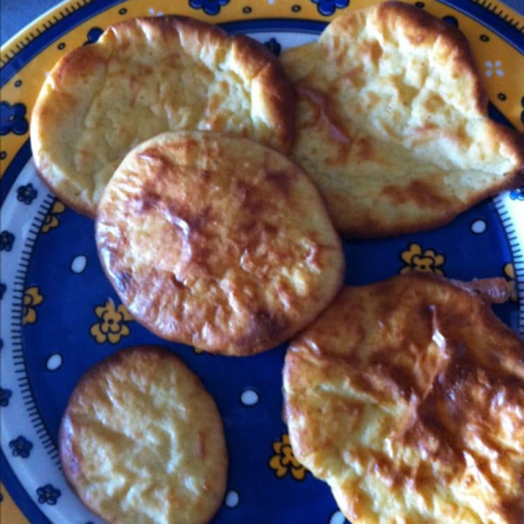 Recette de Chouquettes à la Vache qui rit : la recette facile