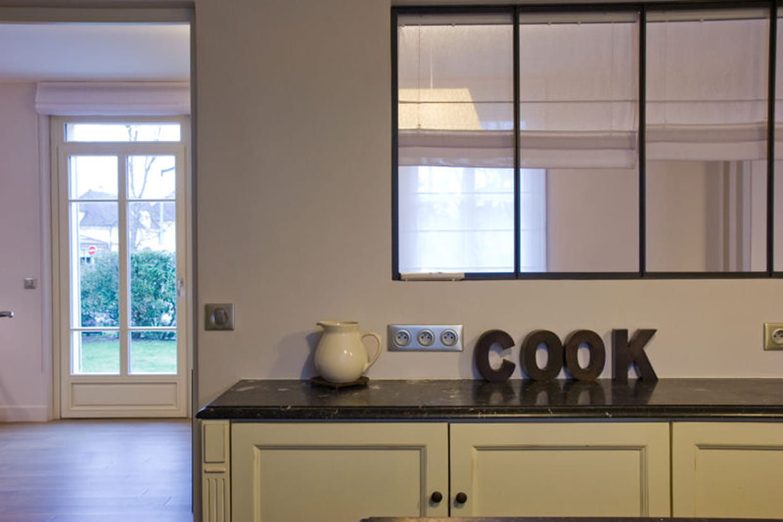 Entre cuisine et salle manger for Verriere entre cuisine et salle a manger