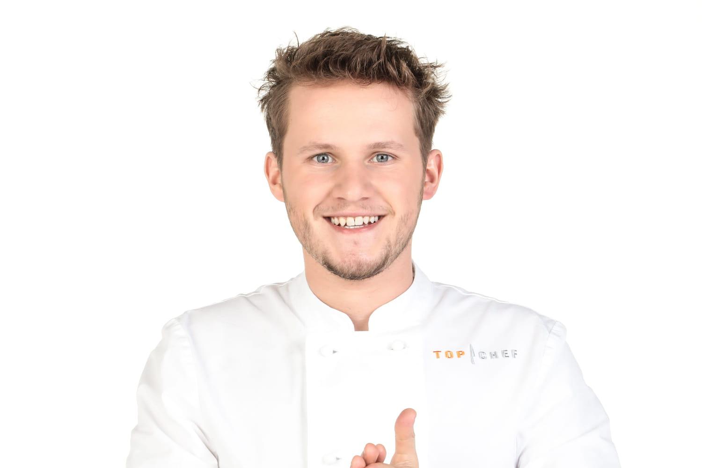Mathieu Vande Velde: le Belge solaire de Top Chef