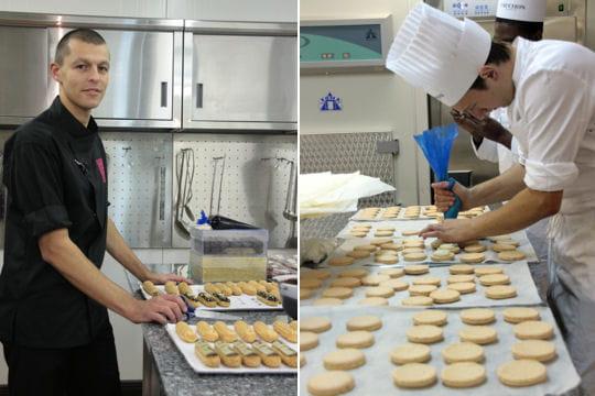 Le chef pâtissier