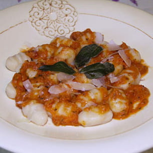gnocchi sauce méditerranéenne