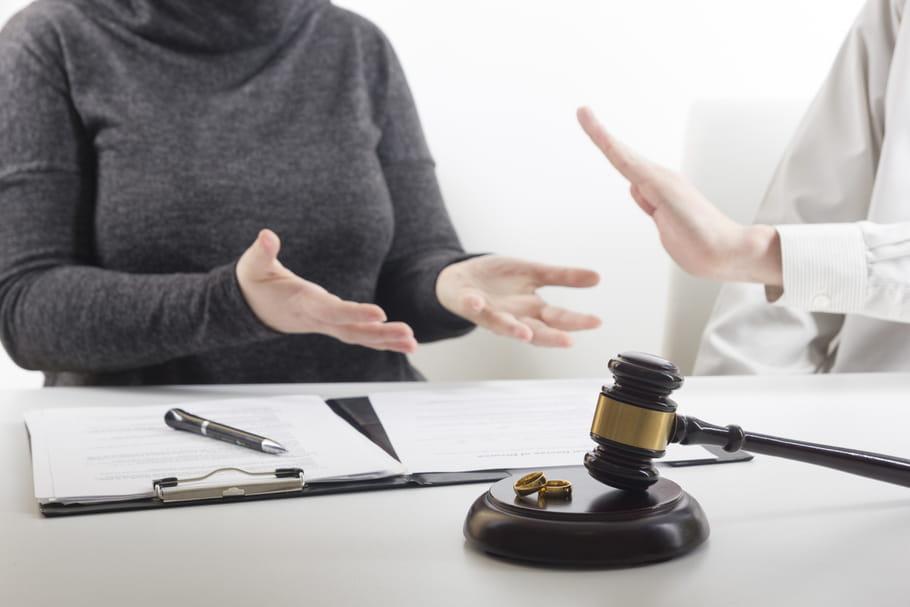 Divorce par acceptation du principe de la rupture du mariage