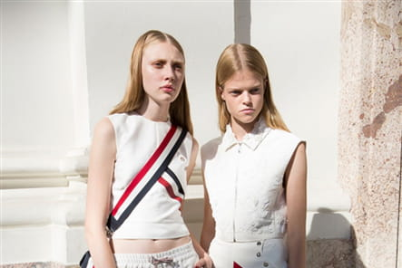 Moncler Gamme Rouge (Backstage) - photo 41