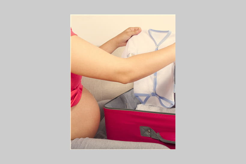 Valise de maternité : faites votre shopping !