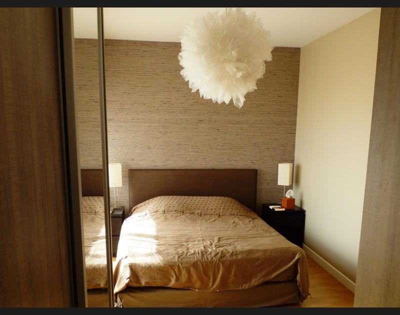 La rénovation d'une chambre avec dressing