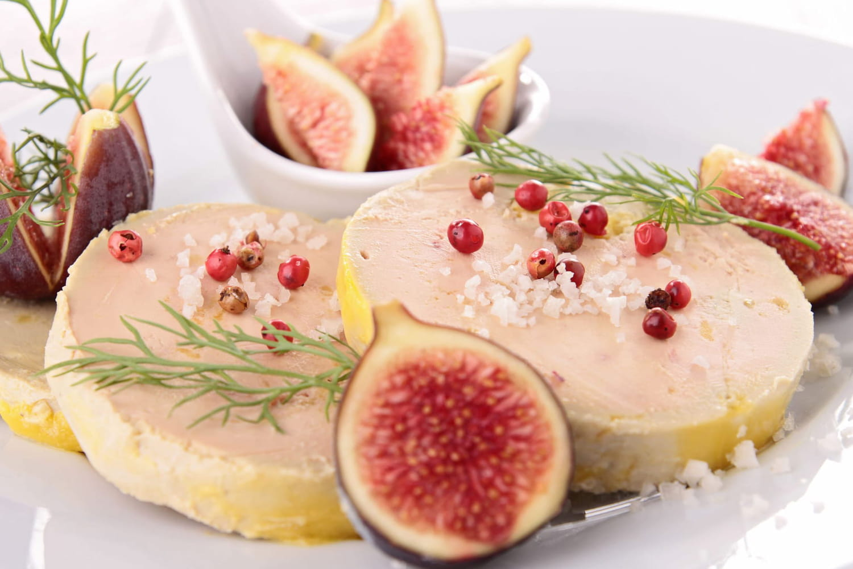 Quels sont les meilleurs accompagnements du foie gras?