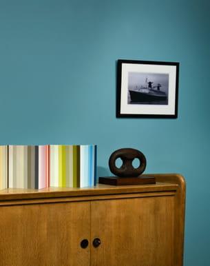 peinture f48 biscay bay de ressource. Black Bedroom Furniture Sets. Home Design Ideas