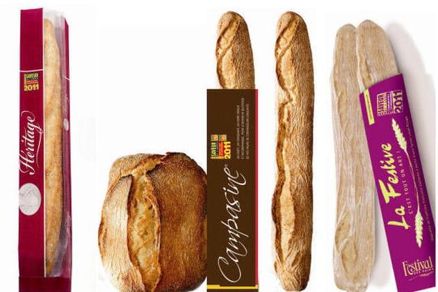 Boulangerie-Saveurs de l'année 2011