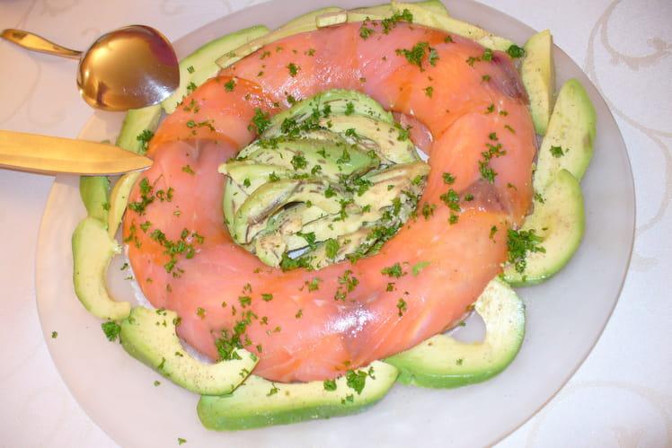 Turban de saumon