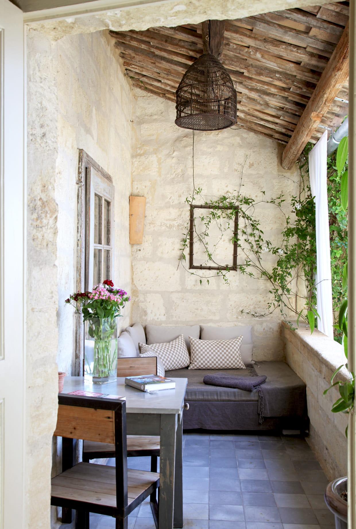 Balcon Sous Les Toits