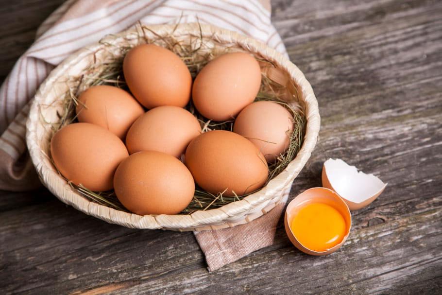 Comment récupérer coquille œuf