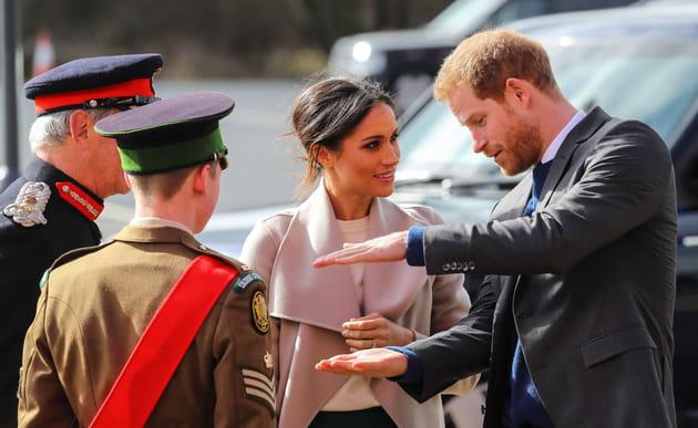 De quoi pouvait donc bien parler le prince Harry?