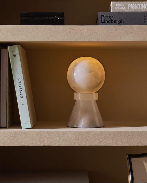 L'objet du désir: la lampe de bureau Albâtre de Zara Home