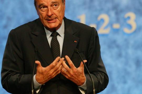 Jacques Chirac : réélu en 2002