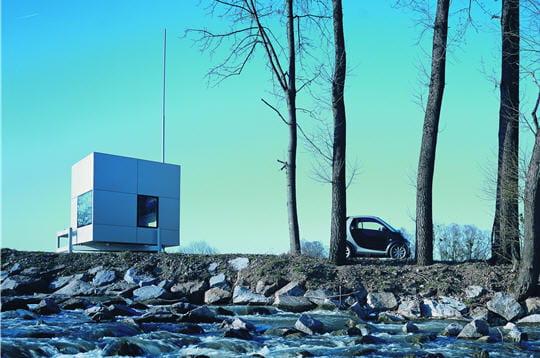 Concept révolutionnaire en matière de logement