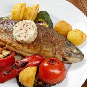 poissons d'été