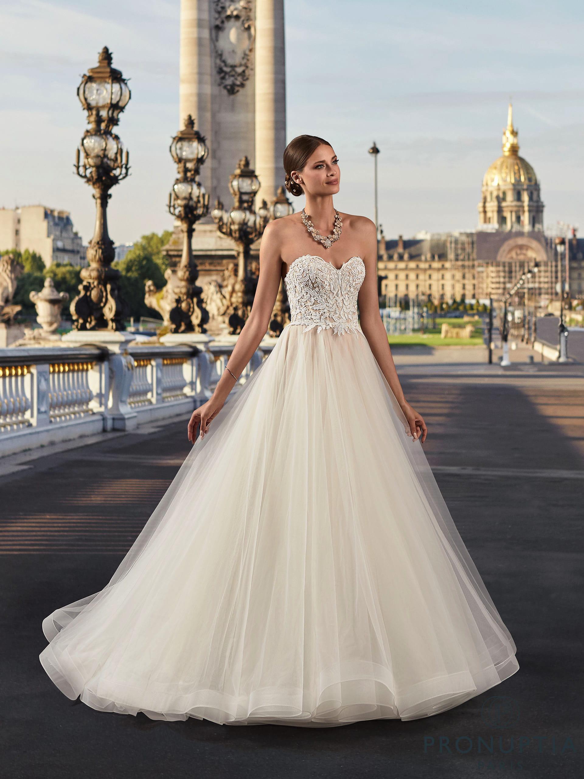 48d1fda5cb Robe de mariée Fontainebleau