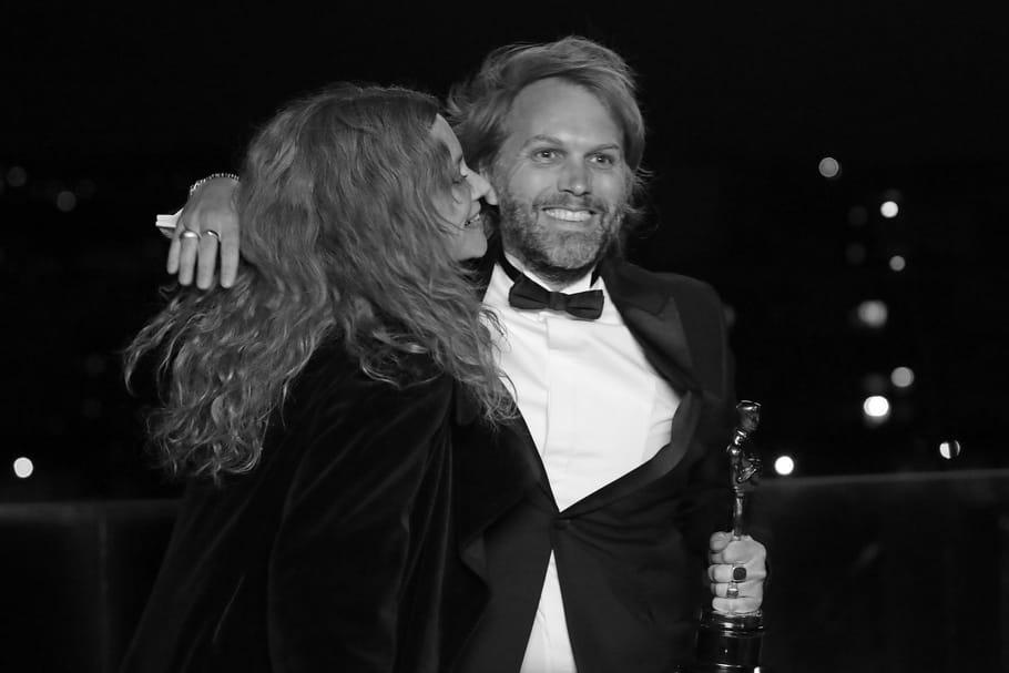 """Oscars 2021: Un Français sacré, Brad Pitt troublant, """"Nomadland"""" glorieux... Ce qu'il fallait voir"""
