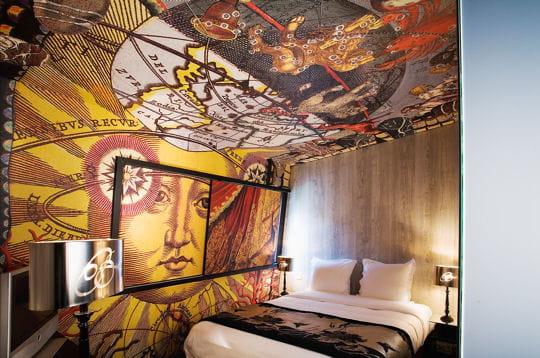 Chambre Quai d'Orsay Soleil