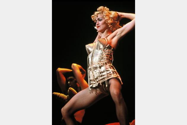 Madonna le 1er août 1990