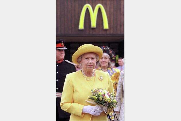 Au McDonald's