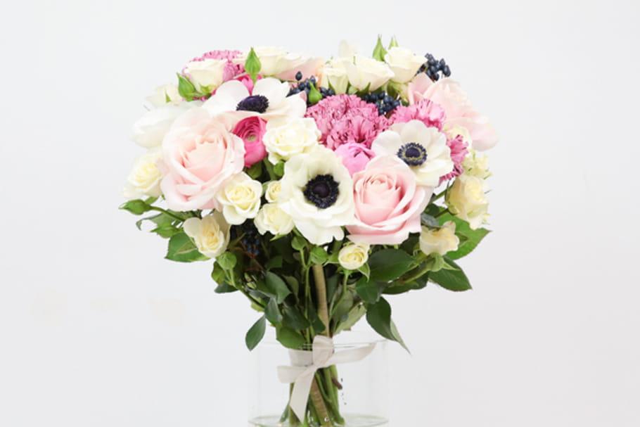 Bergamotte : des bouquets raffinés livrés en 2h